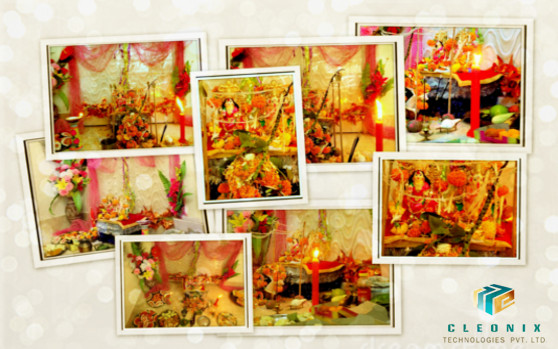 Ganesh -Chaturthi -at- our-office