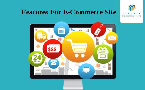 Features For E-Commerce Site -…