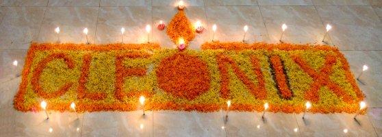 Diwali at Cleonix Technologies -…