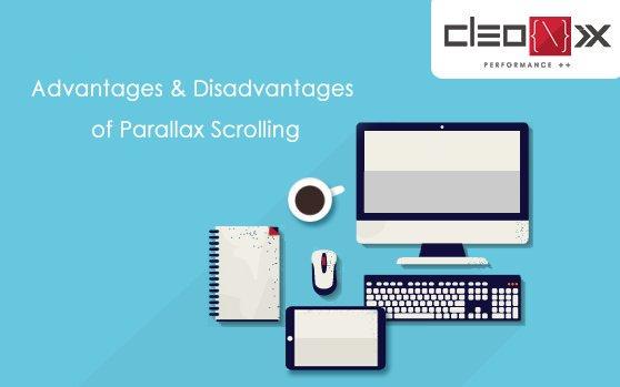 Advantages & Disadvantages of Parallax…