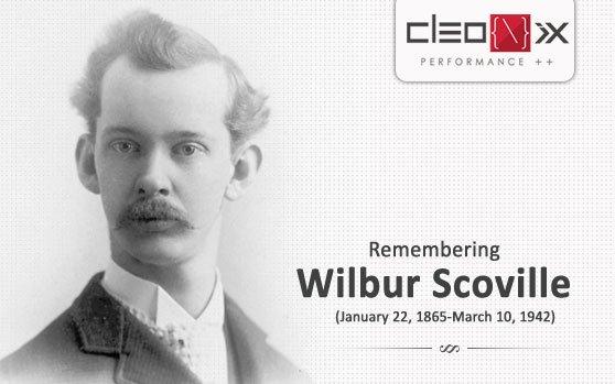 Remembering Wilbur Scoville - https://t.co/nqDmp1rlPS…