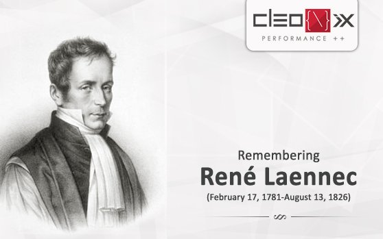 Remembering René Laennec - https://t.co/4AsST0bFAu…